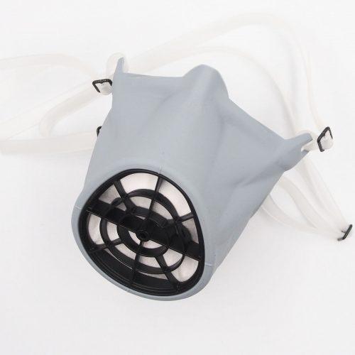 AirCare+ ONE Grau mit eingelegtem Filter